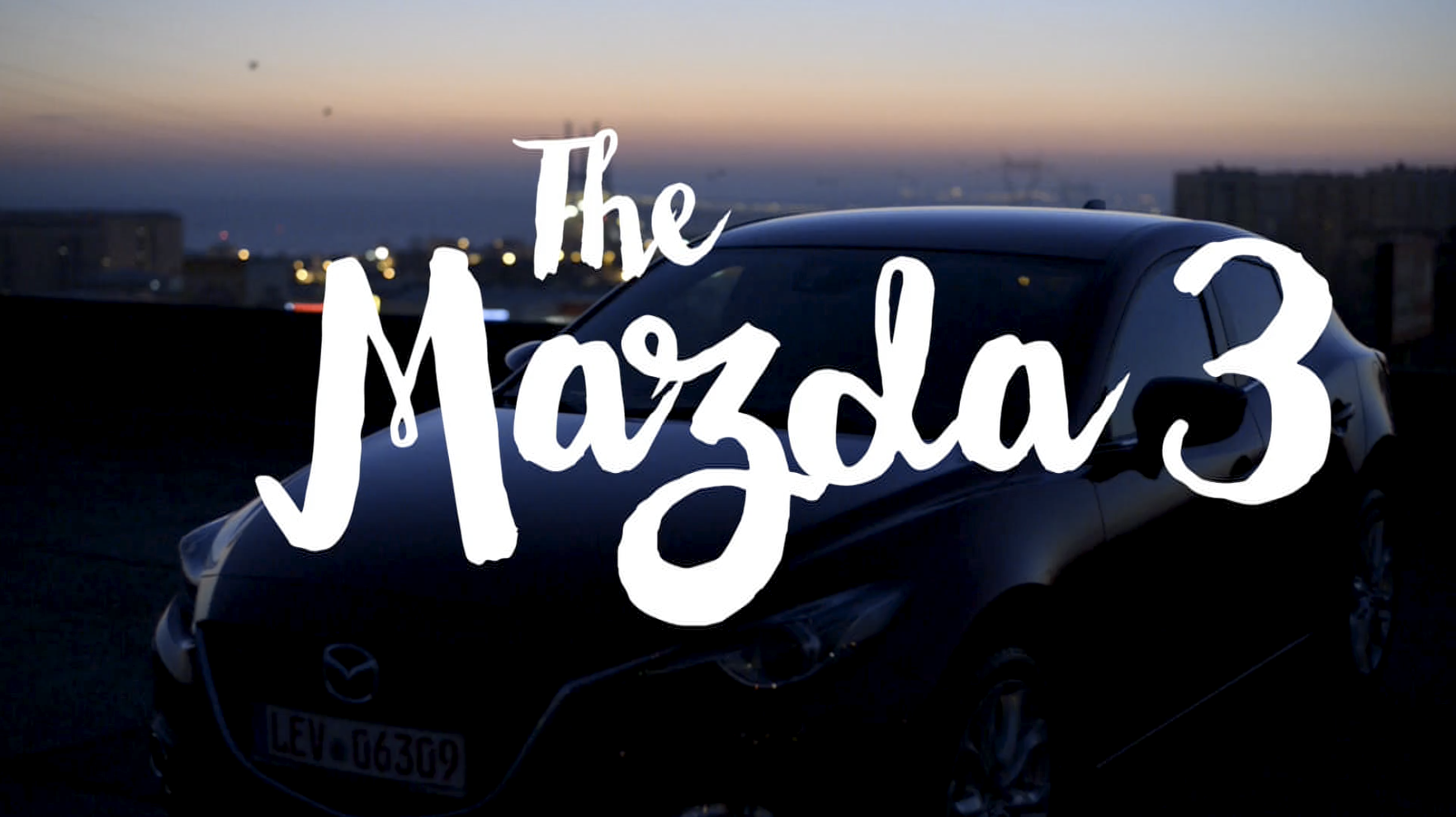 Mazda 3 Shorts